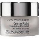 Интенсивный питательный крем Crème Riche Hydratation Réconfort Académie
