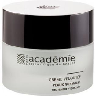 Мягкий увлажняющий крем - бархат Creme Veloutee Academie