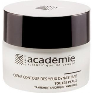 Крем для контура глаз «Династиан» Crème Contour des Yeux Dynastiane Academie