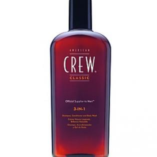 Средство по уходу за волосами и телом American Crew Classic Shampoo, Conditioner and Body Wash 3 in 1