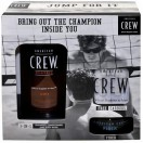 Набор American Crew Champion Edition Duo 3 in 1 + Fiber