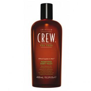 Tea Tree Purifying Body Wash — Гель для душа очищающий American Crew