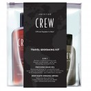 Дорожный набор для бритья American Crew Travel Grooming Kit American Crew