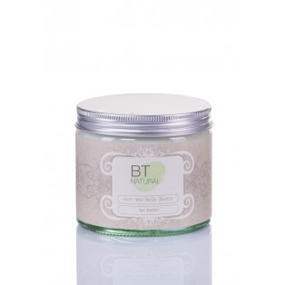 BT NATURAL Belly Butter after delivery - Крем от растяжек после родов на основе масла Ши и масла Какао