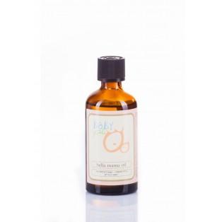 Bella Mama Oil - Эффективное масло от растяжек для беременных и молодых мам. Состав 12 натуральных масел.