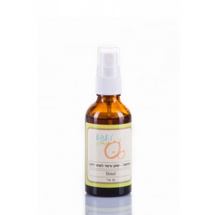 Stitol - Натуральное масло для заживления разрывов и швов после кесарева сечения