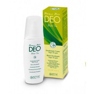Дезодорант-спрей для мужчин Bema Cosmetici Bio Deo Wood Tea Man's Deodorant