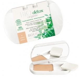 Пудра для лица органическая Bourjois Bio-Detox Organic Poudre