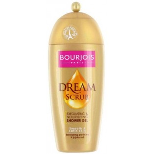 Гель для душа Bourjois Shower Gel Dream Scrub Exfoliating&Nourishing
