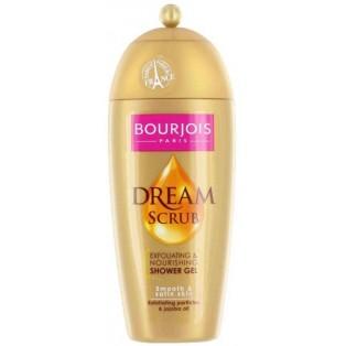 Гель для душа Bourjois Shower Gel Dream Scrub Exfoliating&Nourishing
