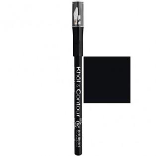 Карандаш для век с точилкой Bourjois 16H Khol & Contour Taille Crayon