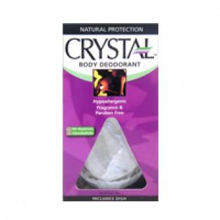 Натуральный дезодорант Кристалл (камень) Crystal Body Deodorant Rock