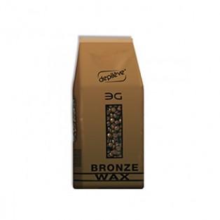 Бронзовый воск в гранулах для мужчин Depileve 3G Bronze Wax for Men