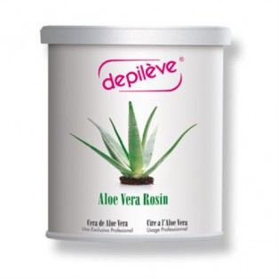 Воск «Алоэ Вера» Depileve Aloe Vera Rosin Strip Wax