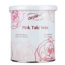 Розовый воск с тальком Depileve Pink Talc Wax