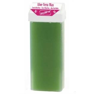 Воск «Алоэ Вера» в кассете с роликовой головкой Depileve NG formula Roll-on Aloe Wax