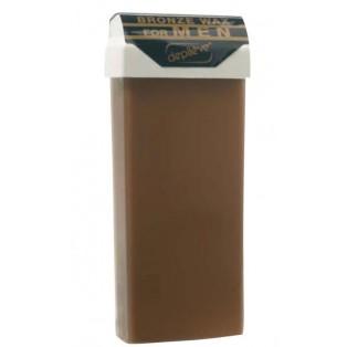 Бронзовый воск в кассете с роликовой головкой для мужчин Depileve Roll-on Bronze Wax for Men