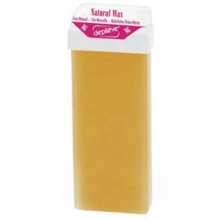 Воск «Натуральный» в кассете с роликовой головкой Depileve NG formula Roll-on Natural Wax