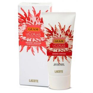 Le Corail Соль-гель для душа и ванн, 200 мл - Le Corail Bagno Doccia (Shower Bath Gel), 200 ml