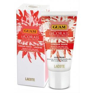GUAM Le Corail Крем для рук 50мл - GUAM Le Corail Crema Mani (Hand Cream) 50 ml