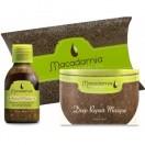 Подарочный набор для волос Macadamia Get Hooked Pack