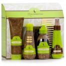 Косметический набор для волос Macadamia Natural Oil «Luxe Repair Set»