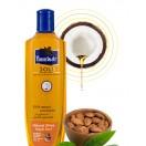 Кокосовое масло для блеска волос с экстрактом Миндаля Parachute Gold
