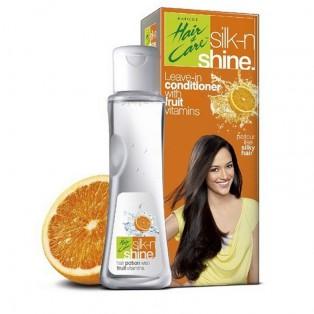 Масло «Silk-n-Shine» против посеченных кончиков, запутывания, термозащита, блеск