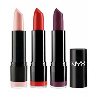 Губная помада NYX Extra Creamy Round Lipstick