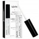 Клей для ресниц NYX Eyelash Glue Latex Free Прозрачный без латекса