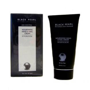 Жемчужный питательный крем для рук и ногтей Sea Of Spa Black Pearl Nourishing Hand & Nail Cream