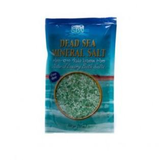 Ароматическая соль Мёртвого моря «Зелёное яблоко» Sea of Spa Natural Luxury Bath Salts Green Apple