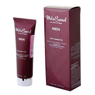 Восстанавливающий ночной крем для лица Sea of Spa MetroSexual Bio-Mimetic Recovery Night Cream