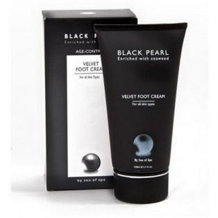 Бархатный крем для ног Sea Of Spa Black Pearl Velvet Foot Cream