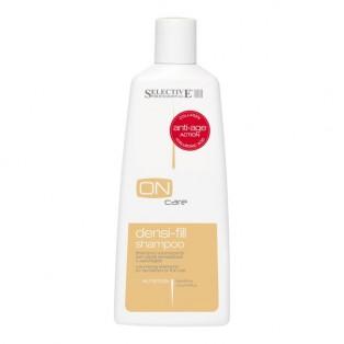 Selective Densi-Fill Shampoo Шампунь с эффектом увеличения объема и наполнения волос