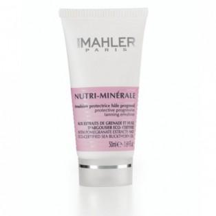 Питательная защитная эмульсия с тонирующим эффектом Simone Mahler Nutri-Minerale Emulsion