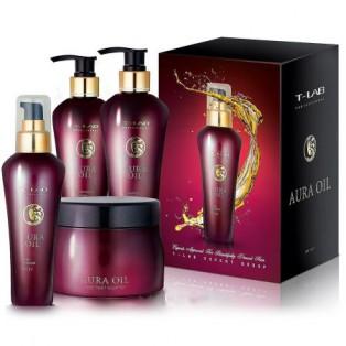 Aura Oil — Подарочный набор T-Lab Professional