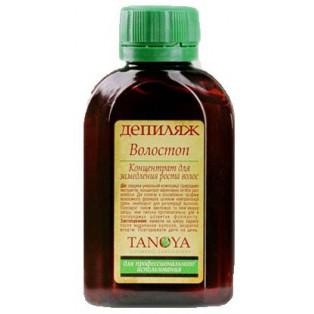 Волостоп-концентрат для замедления роста волос - Tanoya Депиляж 125 мл.