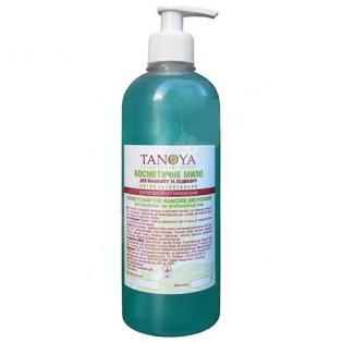 Жидкое мыло бактерицидное для маникюра и педикюра - Tanoya