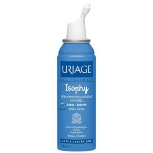 Назальный спрей для детей Uriage Babies Isophy Spray