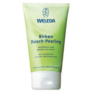 Березовый гель-пилинг для душа - Weleda Birken Dusch-Peeling