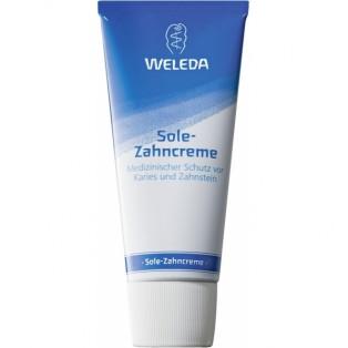 Зубная паста с минеральной солью - Weleda Sole-Zahncreme