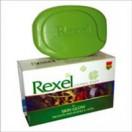 Мыло на основе лечебных индийских трав «Rexel»