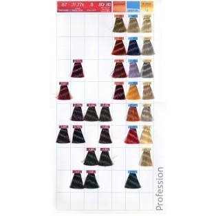 Аммиачная крем-краска для волос - Indola Permanent Caring Color
