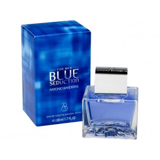 Antonio Banderas Blue Seduction for Men Туалетная вода