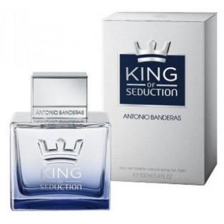 Antonio Banderas King of Seduction Туалетная вода
