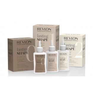 Состав для завивки жестких волос Revlon Professional Lasting Shape Curly Lotion Resistant Hair