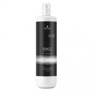 Укрепляющий шампунь - Schwarzkopf Professional Bonacure Fibre Force Shampoo